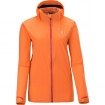 Impermeable breathable jacket with hood